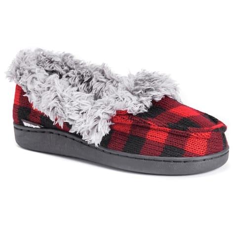 MUK LUKS® Women's Anais Moccasin Slippers
