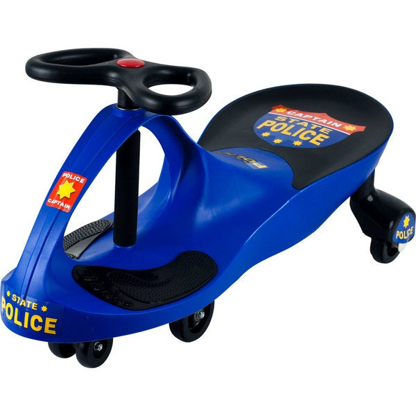 Ride on Toy, Emergency Vehicle Ride on Wiggle Car by Lil' Rider