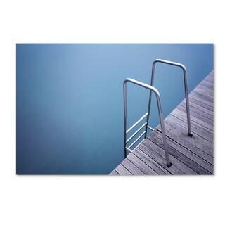 Damiano Serra 'Stairs' Canvas Art