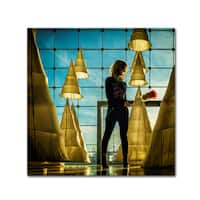 Ambra 'Dusted' Canvas Art