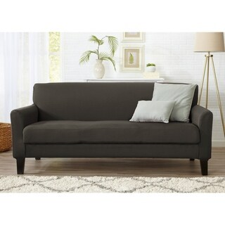 Dawson Collection Twill Form Fit Sofa Slipcover by Home Fashion Designs