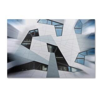 Henk Van Maastricht 'Free' Canvas Art