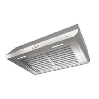 Spire 30 Inch 600 CFM Stainless Steel Range Hood - Silver