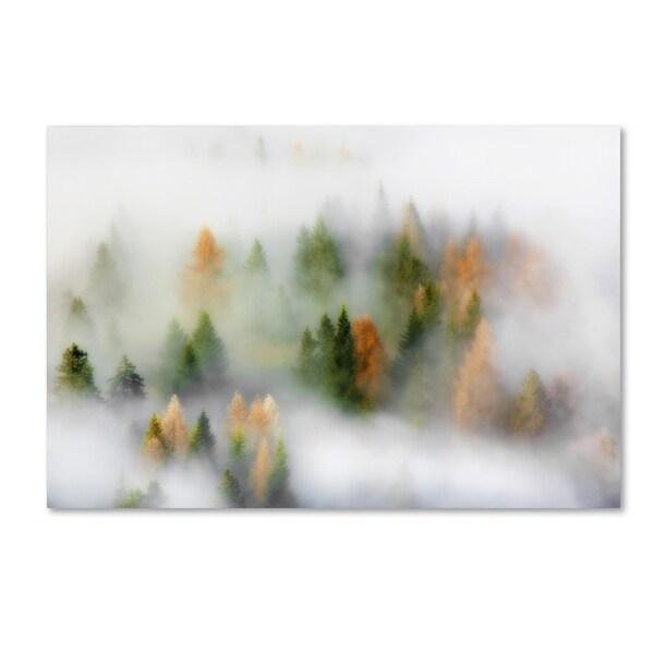 Kristjan Rems 'Autumn Dream' Canvas Art