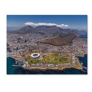 Michael Jurek 'South Africa Cape Town' Canvas Art