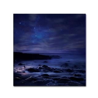 Sebastien Del Grosso 'Insomnia' Canvas Art