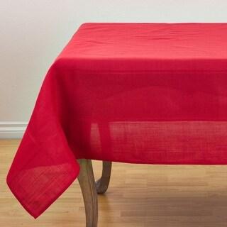 Drawn Thread Work Design Tablecloth