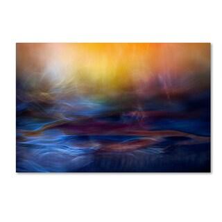 Willy Marthinussen 'Inner Peace' Canvas Art