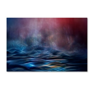 Willy Marthinussen 'Into The Unknown' Canvas Art