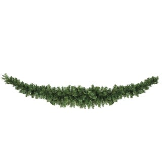 7' Canadian Pine Artificial Christmas Swag