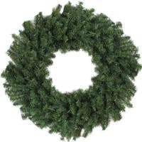 "36"" Canadian Pine Artificial Christmas Wreath"