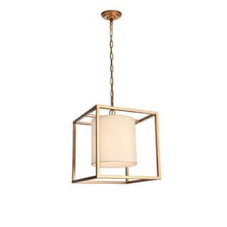 cca57cab65 Mirin Collection Pendant D16 H18 Lt 1 Gold Finish