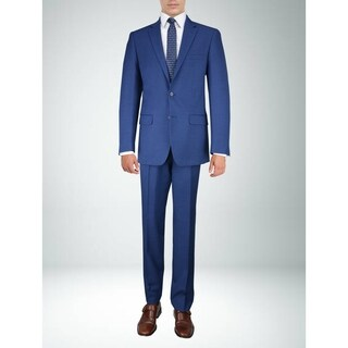 Carlo Studio Grey on Grey Check Suit