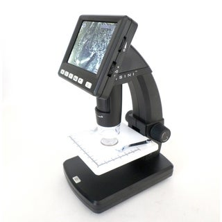 Cassini 500x 3-D LCD Digital Microscope