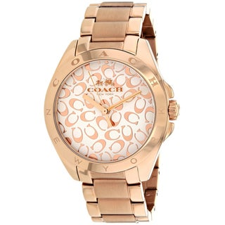 Coach Women's 14502349 Tristen Watches