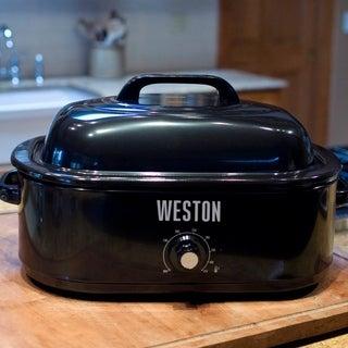 Weston 18 Quart Roaster Oven