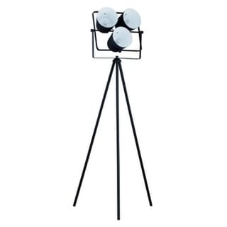 Euro Style Collection Athens 70 Inch 3 Bulb Spot Floor Lamp