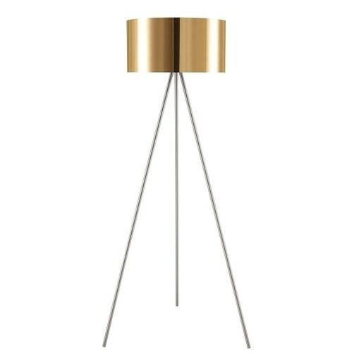 "Euro Style Collection Braga 61"" Inches Tripod Floor Lamp"