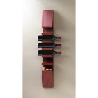 Deerfield Wall-mounted Wine Rack
