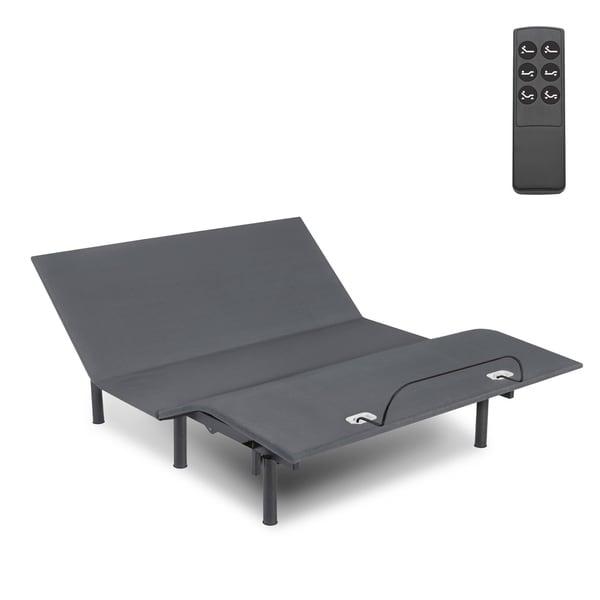 Shop Leggett Amp Platt Symmetry Ez Adjustable Bed Base In
