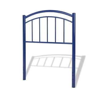 Fashion Bed Group Kids Rylan Metal Headboard in Cadet Blue (2 options available)