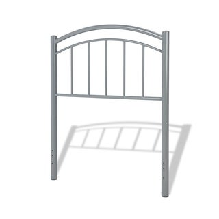 Fashion Bed Group Kids Rylan Metal Headboard in Shadow Grey (2 options available)