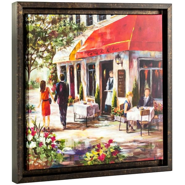 American Art Decor Café Afternoon