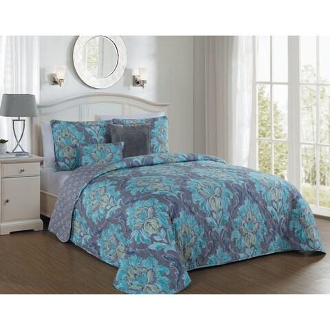 Avondale Manor Forte 5-piece Quilt Set