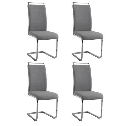 Somette Sara Handle Back Side Chair, Set of 4