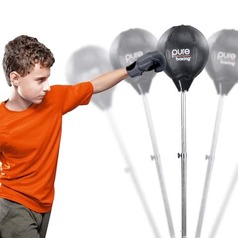 Pure Boxing Kids Pro Free Standing Punching Bag