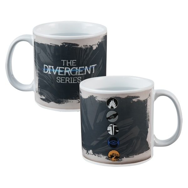 Divergent 20 oz. Heat Reactive Ceramic Mu