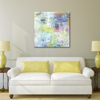 First of Spring Gallery Wrapped Canvas Wall Art by Norman Wyatt Home
