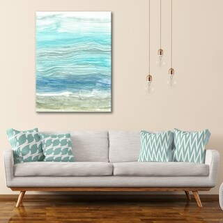 Sandestin Shores 30 x 40 Gallery Wrapped Canvas Wall Art by Norman Wyatt Home