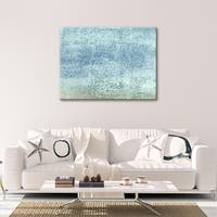 Vision of the Coast 30 x 40 Gallery Wrapped Canvas Wall Art by Norman Wyatt Home