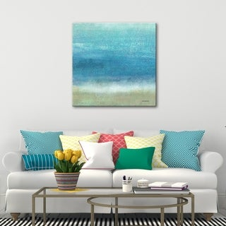 Thoughts of Summer Gallery Wrapped Canvas Wall Art by Norman Wyatt Home