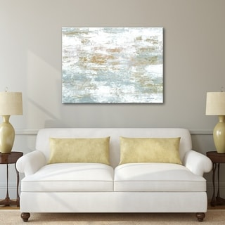 Fortune 30 x 40 Gallery Wrapped Canvas Wall Art by Norman Wyatt Home