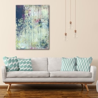 You Flatter Me 30 x 40 Gallery Wrapped Canvas Wall Art by Norman Wyatt Home