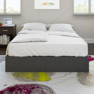 Wicker Park Oakley Upholstered Platform Bed