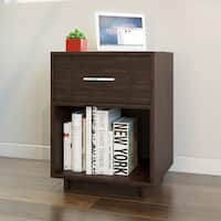 Porch & Den Wicker Park Wabansia Nightstand