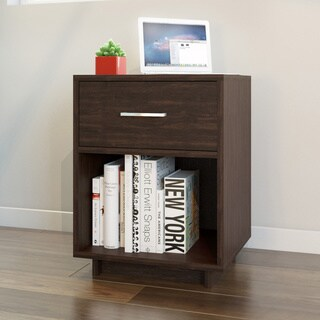 Porch & Den Wicker Park Wabansia Nightstand (3 options available)