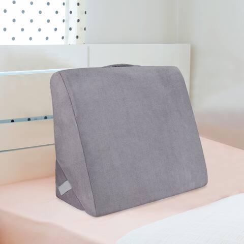 Sleeplanner Foam Bed Wedge Pillow for Snoring, Acid Reflux, Gerd