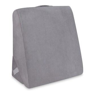 Sleeplanner Multipurpose Memory Foam Mattress Wedge Pillow
