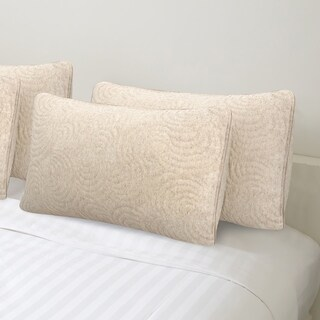 Sleeplanner Dual-Sided Soft Fiber Pillow (Set of 2)