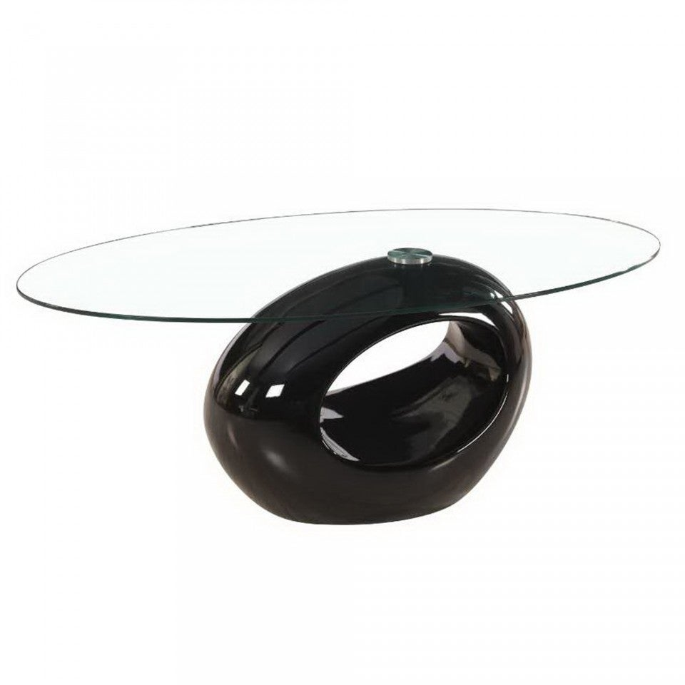 amazon coffee kitchen edison glass dp table oval walker dining com