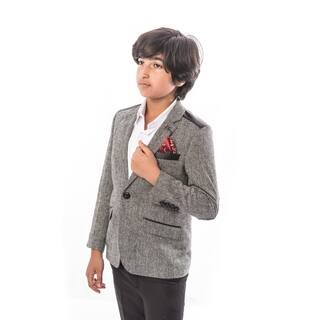 Elie Balleh Brand Boy's Style Slim Fit Jacket/Blazer|https://ak1.ostkcdn.com/images/products/18061007/P24224099.jpg?impolicy=medium