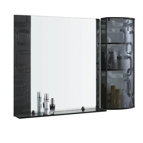 THE STARDUST   Bathroom Mirror Glass Cabinet For Jewelry U0026amp; Cosmetics By  Fab Glass And