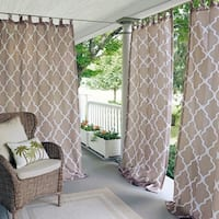 Elrene Corado Indoor/Outdoor Curtain Panel