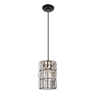 Blair Collection Pendant D7.1 H11.5 Lt:1 Oil rubbed bronze Finish