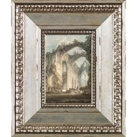 Joseph William Turner 'Tintern Abbey' Pre-Framed Miniature Print on Canvas