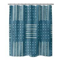 Kavka Designs Basin Shower Curtain